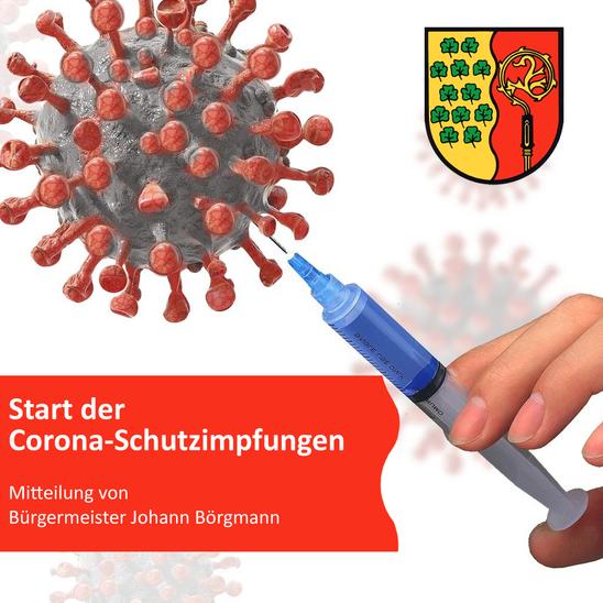 Start der Corona-Schutzimpfungen